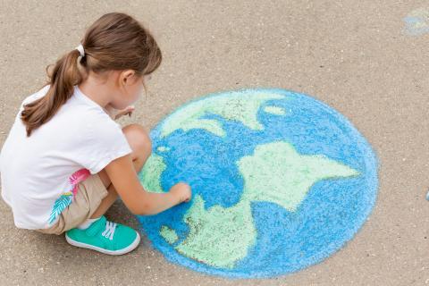 En la Edad Media no se creía que la Tierra era plana.