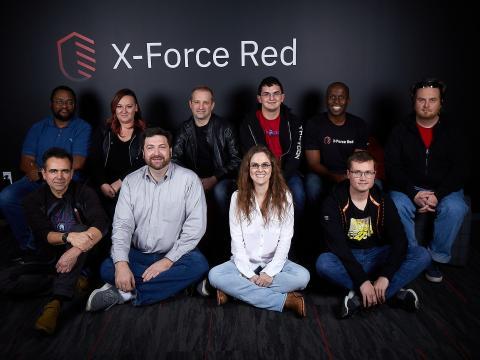 Equipo X-Force Red de IBM