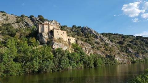 Ermita de San Saturio.