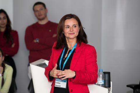 Esther Bauset, mentora en autoliderazgo