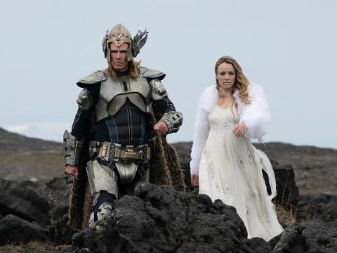 Will Ferrell y Rachel McAdams en 'Festival de la Canción de Eurovisión: La historia de Fire Saga'