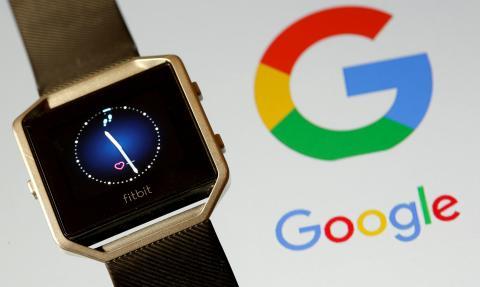 FitBit y Google
