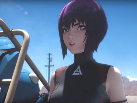 This anime series will be directed by Shinji Aramaki and Kenji Kamiyama.