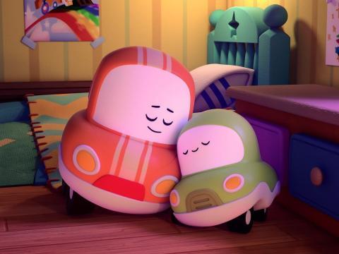 Esta serie animada fue diseñada para que los padres y los niños pequeños la vean juntos.