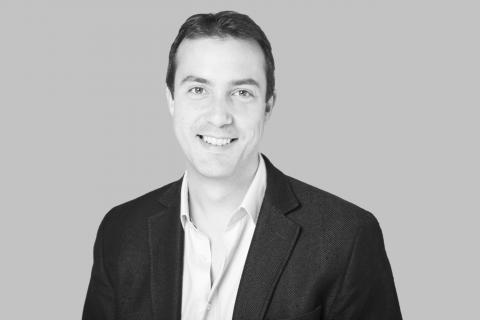 Gonzalo Tradacete, fundador y director ejecutivo de Faraday Venture Partners.