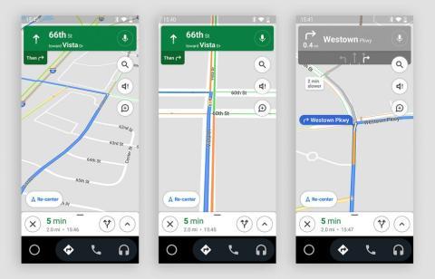 Google Maps empieza a mostrar los semáforos en Android