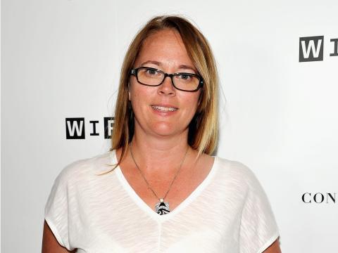 Carrie Henn en la Comic-Con International de 2016.