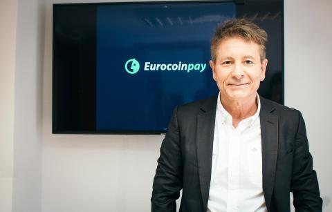 Herminio Fernández, CEO de Eurocoinpay.