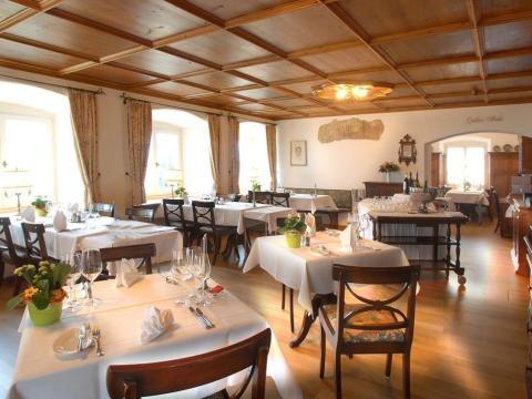Hotel Gasthof Löwen en Vaduz, Liechtenstein.