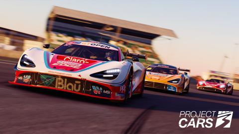 Impresiones Project Cars 3