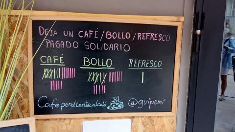 Iniciativa un Café Pendiente