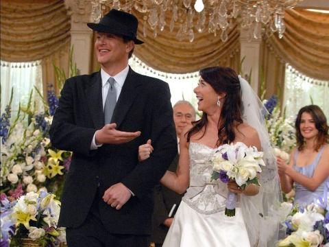 Marshall and Lily went through a few rough patches in their relationship.