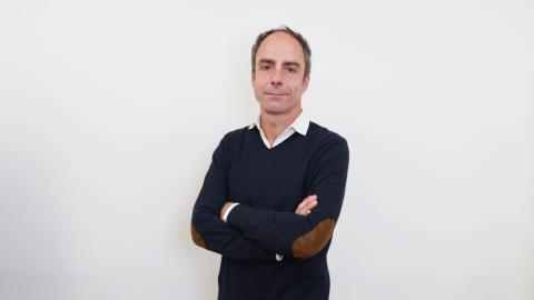 Javier Molina, portavoz de eToro en España.
