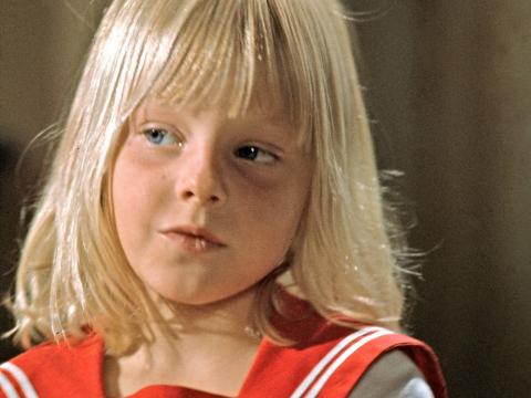 Jodi Foster en un episodio de 'The Courtship of Eddie's Father' en 1969.