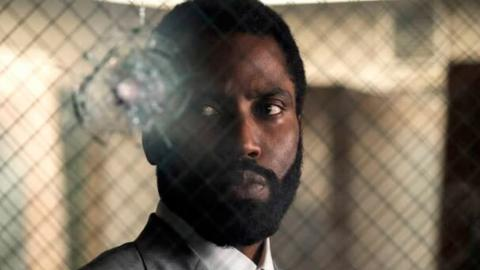 John David Washington, protagonista de Tenet