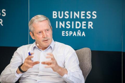José María Galofré, CEO de Volvo Car España.