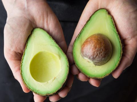 Avocados can be tricky to store.