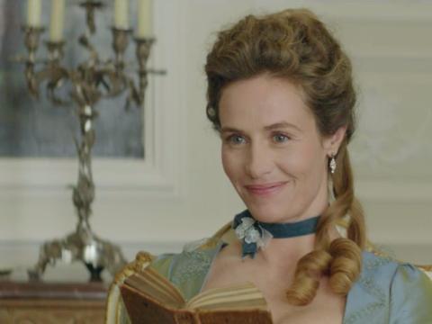 Cécile de France en 'Mademoiselle de Joncquières'