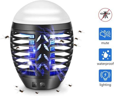 Lámpara antimosquitos TDW