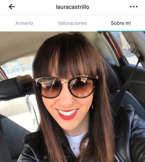 Laura Castrillo, Vinted.