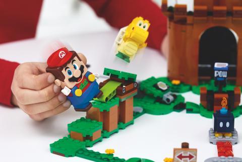 LEGO Super Mario ya lo hemos probado