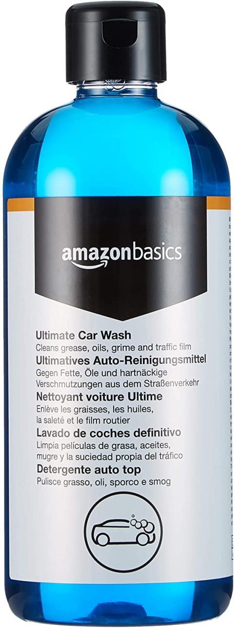 Limpiador coche Amazon Basics