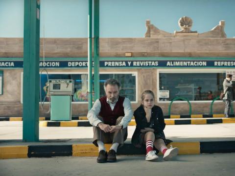 Oscar Martínez y Mafalda Carbonell coprotagonizan 'Vivir dos veces'