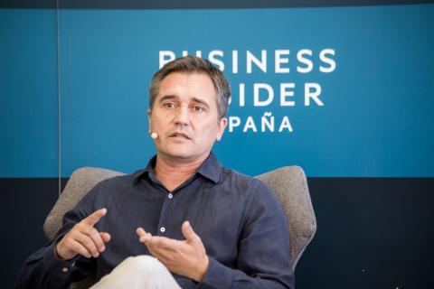 Luis Miguel Ciprés, consejero delegado de Barrabés.