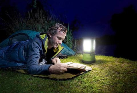 Luz camping