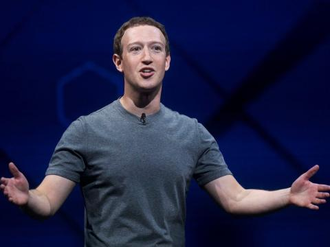 Mark Zuckerberg reportedly said Facebook is 'not gonna change' in response to a boycott by more than 500 advertisers over the company's hate speech policies