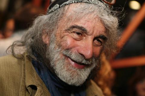 El escritor Mauro Corona.