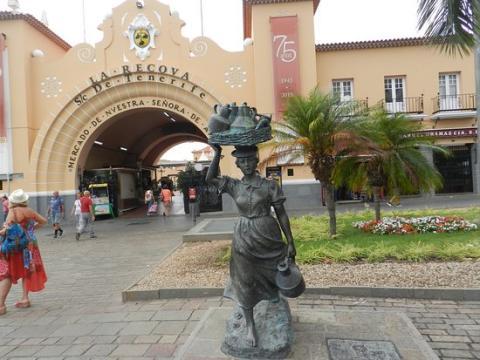 Mercado Municipal Nuestra Señora de África.