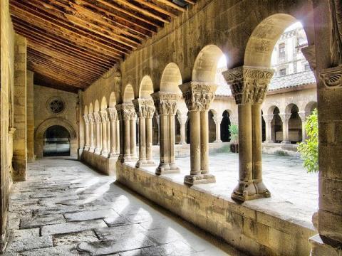 Monasterio San Pedro el Viejo.