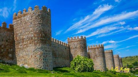 Las Murallas de Ávila.