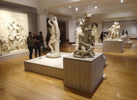Museo Nacional de Escultura.