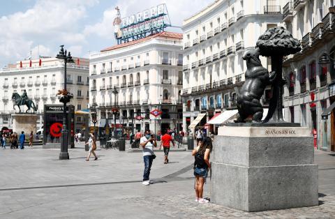 Pandemia en Madrid