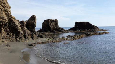 Parque Natural de Cabo de Gata.