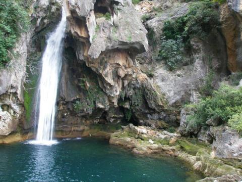 Parque Natural Sierras de Cazorla.