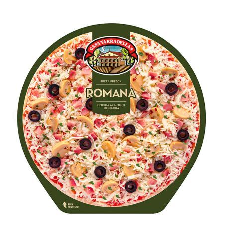 Pizza de Casa Tarradellas