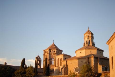 Real Monasterio de Santa María de Poblet.