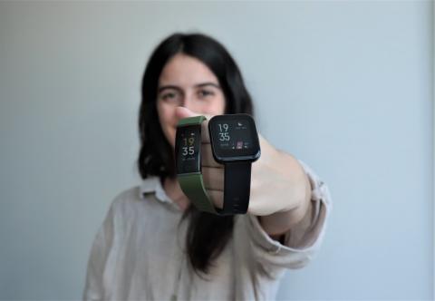 Realme Watch y Realme Band
