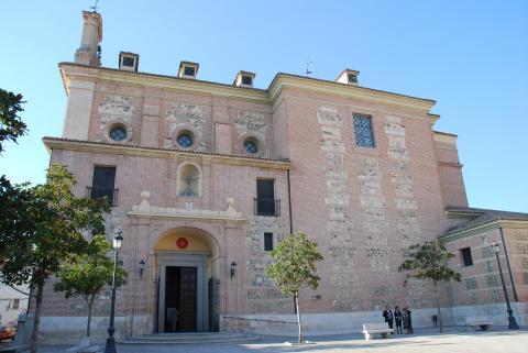 Santuario de la Virgen de la Caridad de Illescas (Toledo)