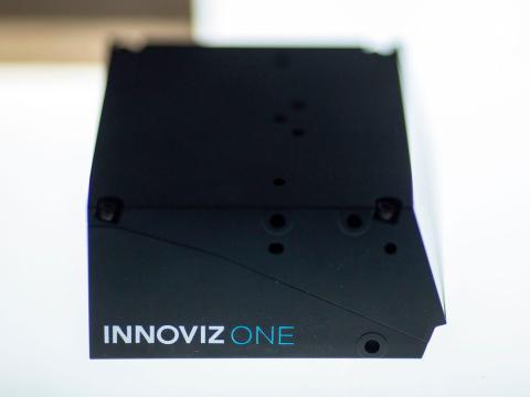 Sensor LIDAR de Innoviz.
