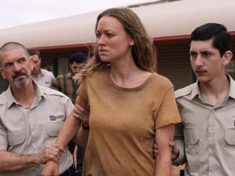 """Yvonne Strahovski costars in """"Stateless."""""""