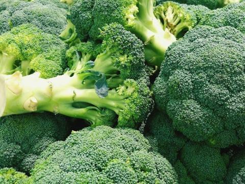 Brócoli.