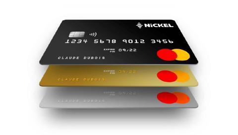 Tarjetas Mastercard de Nickel en Francia