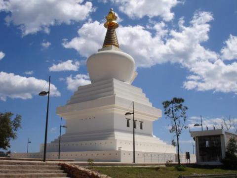 Templo budista de Benalmádena.