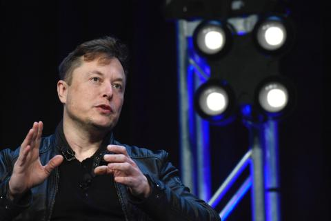 Tesla CEO Elon Musk has expressed concerns about AI. Susan Walsh/Associated Press