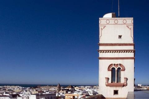 Torre Tavira.