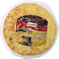 tortilla Coren